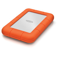 LaCie Rugged Mini 1TB Portable HDD - USB 3.0