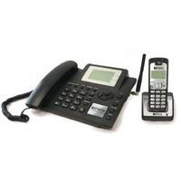 Fixed Wless Business Sys use GSM and PSTN Networks