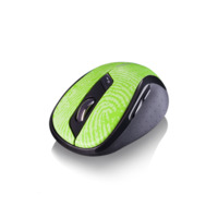 Rapoo 7100P Wireless Mouse - Green