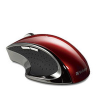 Verbatim Ergo Wireless Mouse - Red