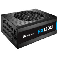 Corsair HX1200i 1200W ATX PSU - 80+ Platinum  Fully Modular