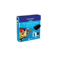 Verbatim Store'n'Go TV 2TB HD USB3.0 Black