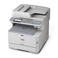 OKI MC342DNW Printer