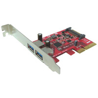 Shintaro USB3.1 PCIe Card