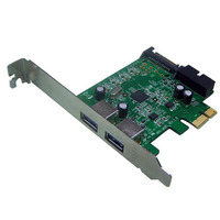 Shintaro USB3.0 PCIe 3 x Port Card