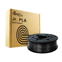 Da Vinci PLA 0.6Kg Filament - Black - For Da Vinci Jr
