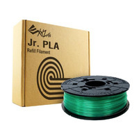 Da Vinci PLA 0.6Kg Filament - Clear Green - For DaVinci Junior