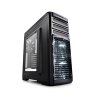 DeepCool Kendomen Mid Tower - ATX - Black/Silver