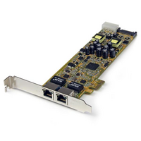 Startech PCIe Network Card - 2x 1Gbps Ethernet