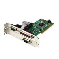 Startech PCI Adapter - 2x Serial  1x Parallel