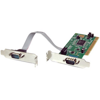 Startech PCI Adapter - 2x Serial