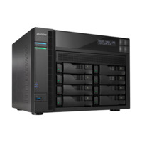 Asustor AS7008T 8 Bay NAS - Dual Core 3.5GHz  2GB