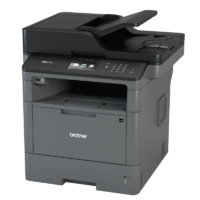 Brother MFC-L5755DW Printer - A4 Mono Laser  WiFi  Print/Scan/Fax