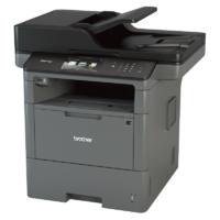 Brother MFC-L6700DW Printer - A4 Mono Laser  WiFi  Print/Scan/Fax