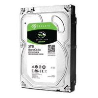 Seagate Barracuda 3TB 3.5' SATA3 HDD - 7200RPM