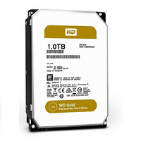 Western Digital Gold 1TB 3.5' SATA3 HDD - 7200RPM
