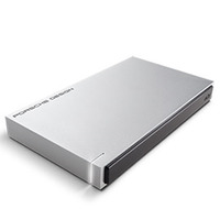 LaCie Porsche Mobile Mac 1TB Portable HDD - USB 3.0