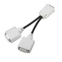 DMS59 DVI Dual-head Connector Cable