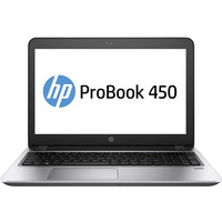 HP ProBook 450 G4 - i5-7200U  8GB  256GB SSD  15.6'  Win10  DVD