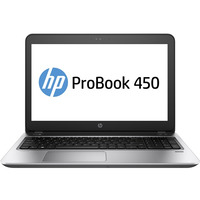 HP ProBook 450 G4 - i5-7200U  8GB  1TB  GT930MX  15.6' FHD  Win10  DVD