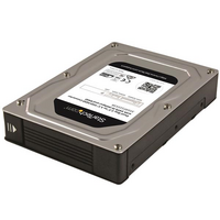 Startech HDD Adapter - 2x 2.5' to 3.5' SATA