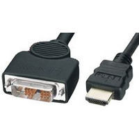 Hypertec HDMI Male to DVI-D Male Connect Between HDMI  DVI 2M