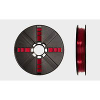 Makerbot PLA 0.9Kg Filament - Translucent Red