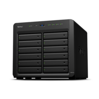 Synology DiskStation DS3617XS 12 Bay NAS - Quad Core 2.7GHz  16GB