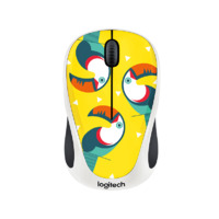 Logitech M238 Wireless Mouse - Toucan