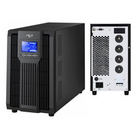 Champ 3000VA / 2700W Online UPS /Smart RS-232/USB/SNMP. Requires 15AMP Wall Socket to support large