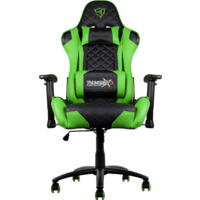 ThunderX3 TGC12 Gaming Chair - Black/Green