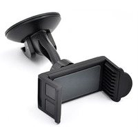 Universal Suction-Mount In-Car Phone Cradle