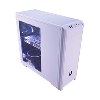 Bitfenix Nova Mid Tower - ATX - White w/Window
