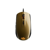 Steel Series Rival 100 Wired Mouse - Alchemy Gold