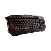 Asus Cerberus Wired Keyboard - Red Backlit
