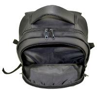 TOP LOAD BACKPACK FOR UP TO 17.3' NOTEBOOK  BLACK NYLON