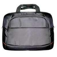 TOP LOAD CARRYCASE FOR UP TO 15.6' NOTEBOOK  BLACK NYLON