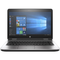 HP ProBook 640 G3 - i5-7200U  4GB  128GB SSD  14'  Win10  DVD