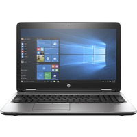 HP ProBook 650 G3 - i5-7200U  4GB  500GB  15.6'  Win10P  DVD