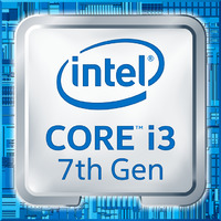 Intel Core i3-7100 LGA1151 Processor - 3.9GHz  2-Core  51W TDP