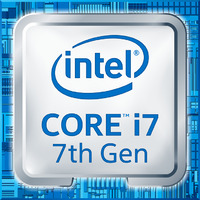 Intel Core i7-7700K LGA1151 Processor - 4.2GHz-4.5GHz  4 Core  91W TDP