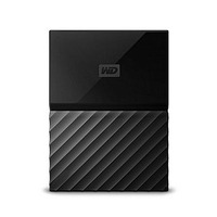 WD My Passport 4TB Portable HDD - Black