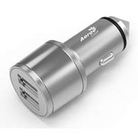 Aerocool CarCharger Pro Car Charger - 2 USB Ports