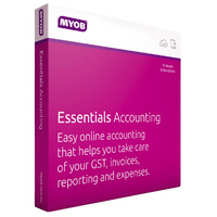 MYOB Essentials With Payroll - 12 Months