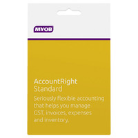 MYOB AccountRight Standard - 1 Year