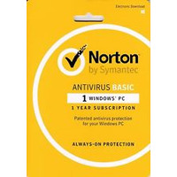 Norton Antivius Basic OEM - 1 Year  1 License