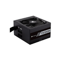 Corsair TX550M 550W ATX PSU - 80+ Gold  Semi Modular