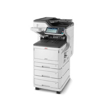 OKI MC853DNX Printer