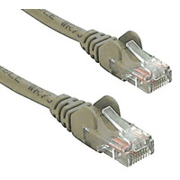 8Ware Cat5e Ethernet Cable 2m - Grey