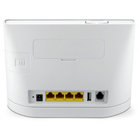 B315s-607 LTE Cat 4 Up to 150 Mbps WiFi 802.11b/g/n Supports 32 simultaneous users/devices 1x Tel po